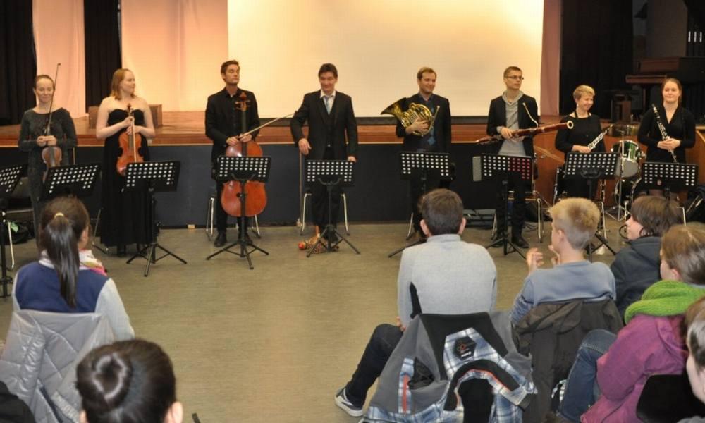 Fachbereich Musik startet mit skandinavischen Musikern ins neue Jahr 2016