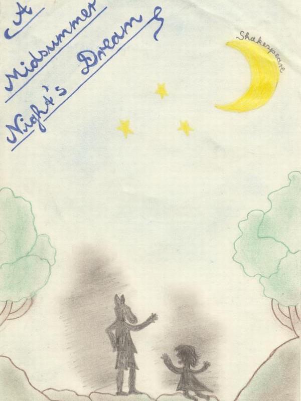 "Rückblick: Shakespeare im ""Wald"" - slide 1"