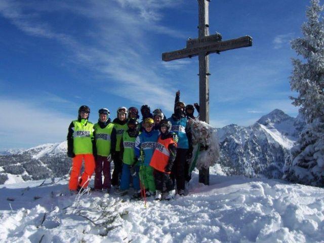 Rückblick: Skifahrt 2016 - slide 6