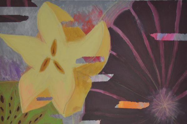 Kunst: Werke einer 8. Klasse – Vitamine im Detail - slide 5