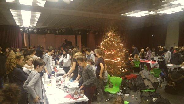 Galerie: Weihnachtsbasar am 1. Dezember 2016 - slide 1