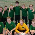 Futsal-Team: Platz 4 in Berlin