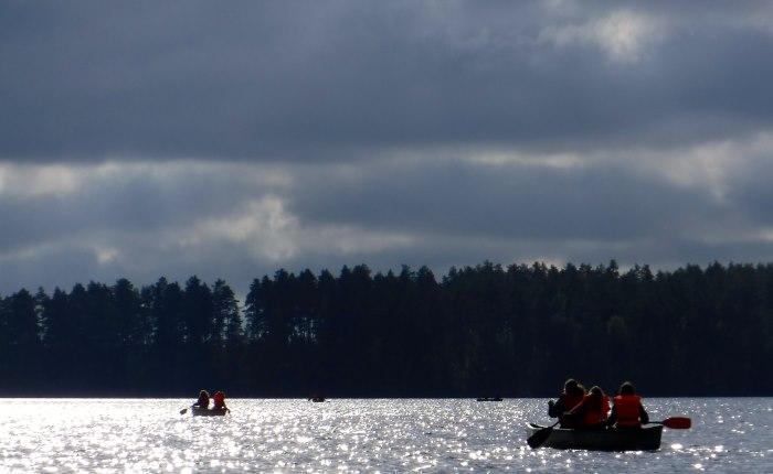 Rückblick: Finnland-Austausch 2017 - slide 1