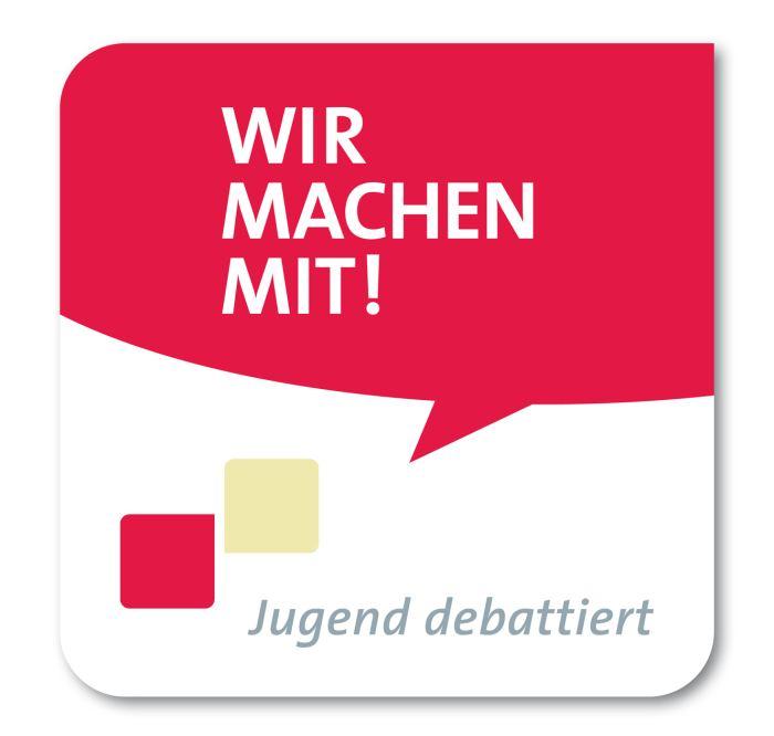 Jugend debattiert – Wir machen mit! Und sind Gastgeber am 1. Februar 2018.