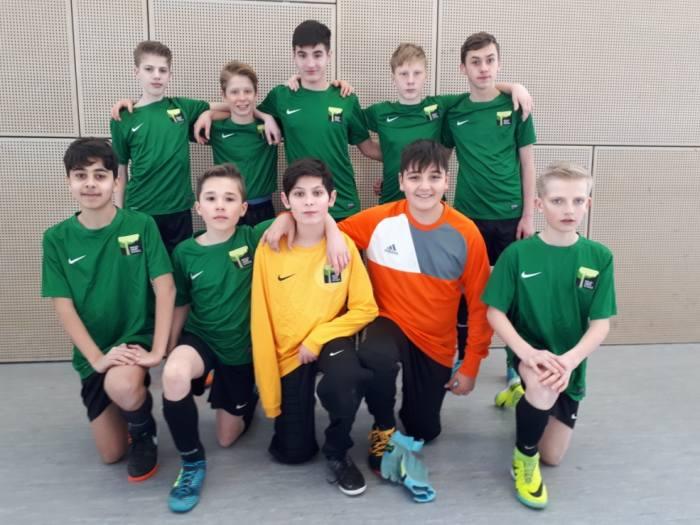 Futsal: Wald-Gymnasium erreicht die Berliner Endrunde!