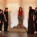 """Theaterkritik und Bilder: """"Jeanne d'Arc"""" vom 6. Juni im Wald-Gymnasium"""