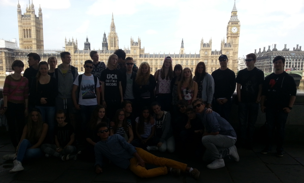 London_Klassenfahrt