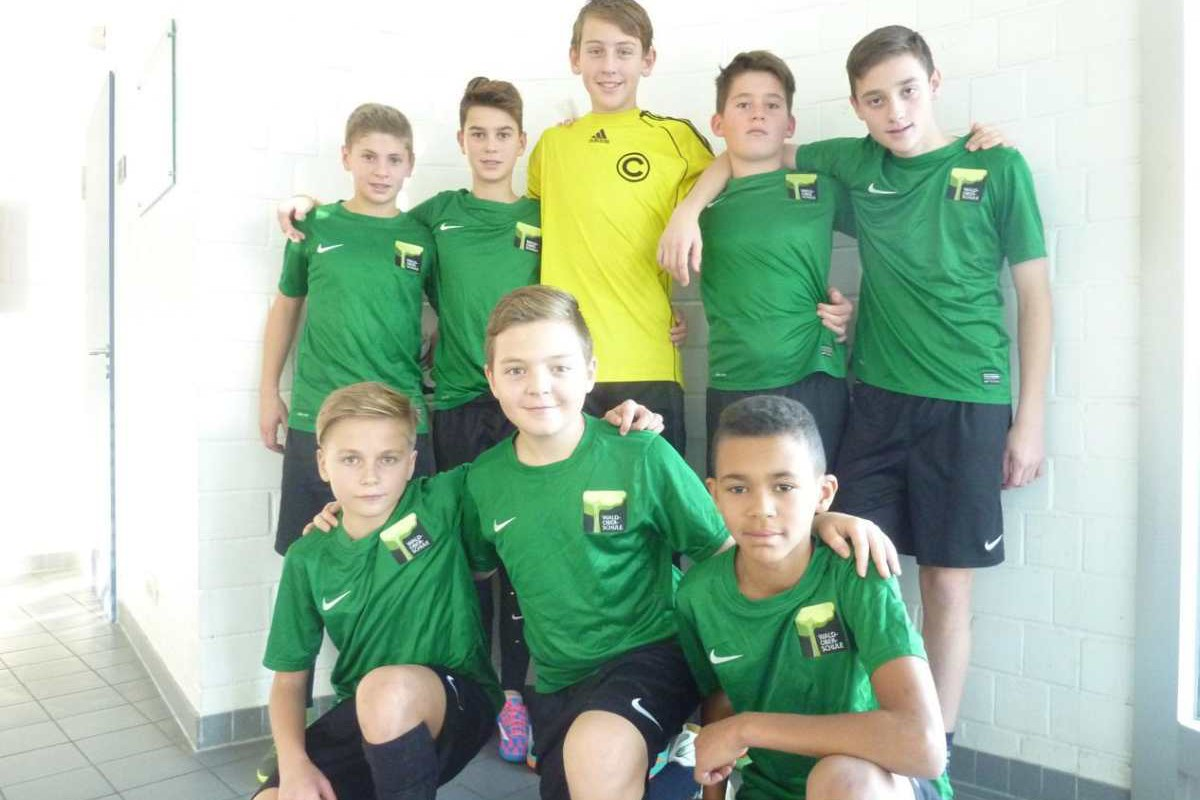 Fußball am Wald-Gymnasium