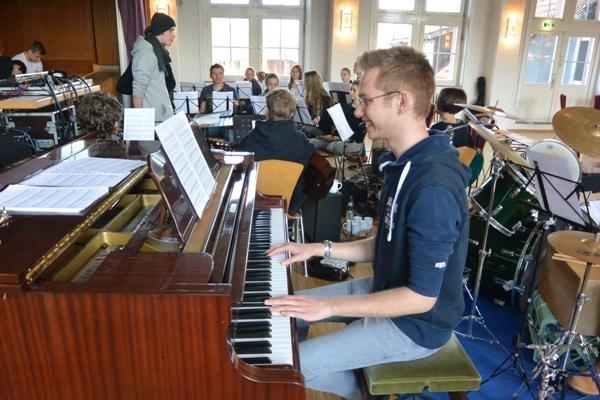 Musicalprobenfahrt nach Burg Ludwigstein - slide 4