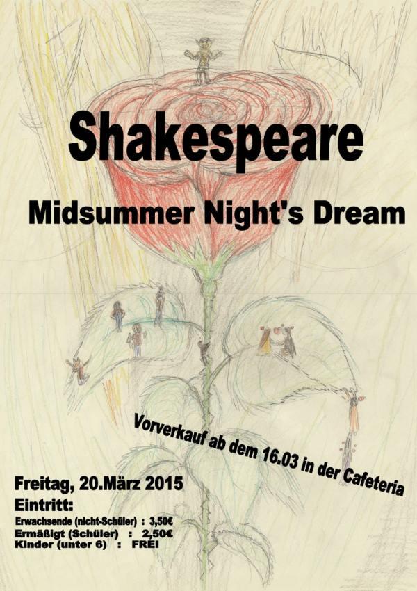 "Rückblick: Shakespeare im ""Wald"" - slide 3"