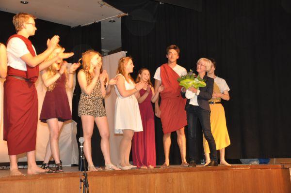Impressionen vom 28. Mai: Lysistrata: Ohne Friede # keine Liebe! - slide 1