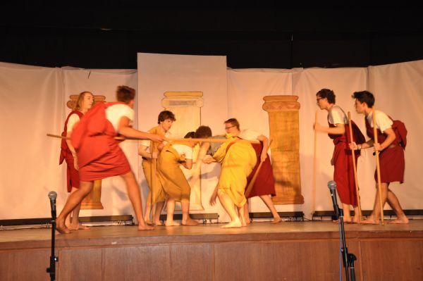 Impressionen vom 28. Mai: Lysistrata: Ohne Friede # keine Liebe! - slide 5