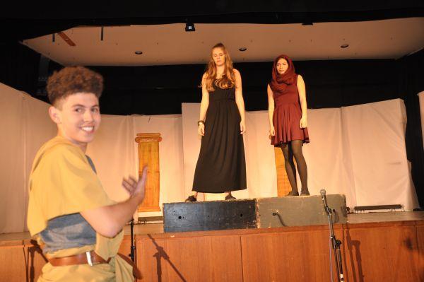Impressionen vom 28. Mai: Lysistrata: Ohne Friede # keine Liebe! - slide 3