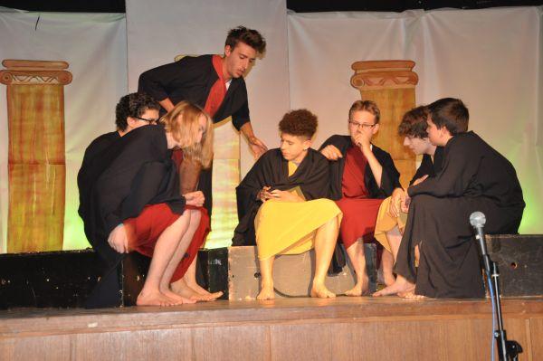 Impressionen vom 28. Mai: Lysistrata: Ohne Friede # keine Liebe! - slide 4