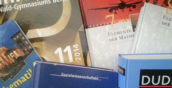 Neue Bücherliste Mittelstufe 2016/17