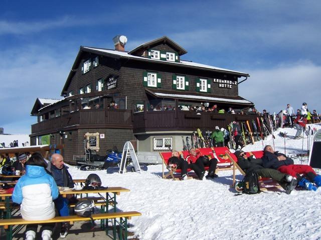 Rückblick: Skifahrt 2016 - slide 1