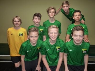 Berliner Meisterschaften: Platz 4 für das Team vom Wald-Gymnasium