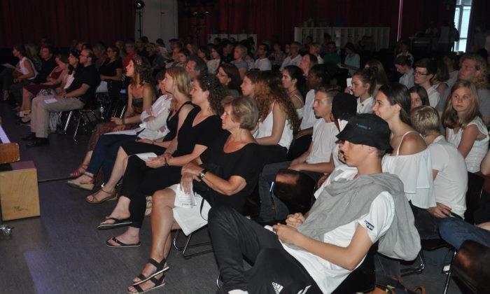 Galerie: Sommerkonzert des Fachbereichs Musik - slide 1