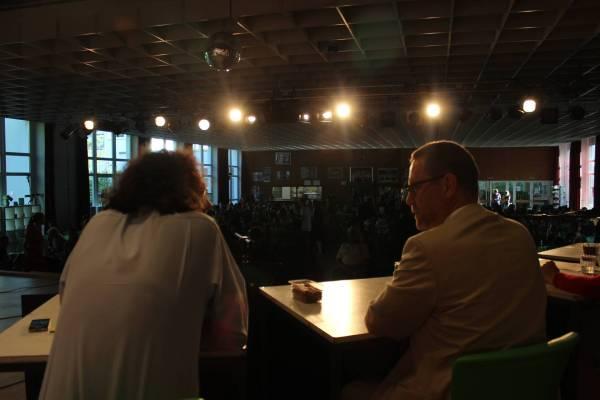 Galerie: Podiumsdiskussion zur Wahl 2016 - slide 4