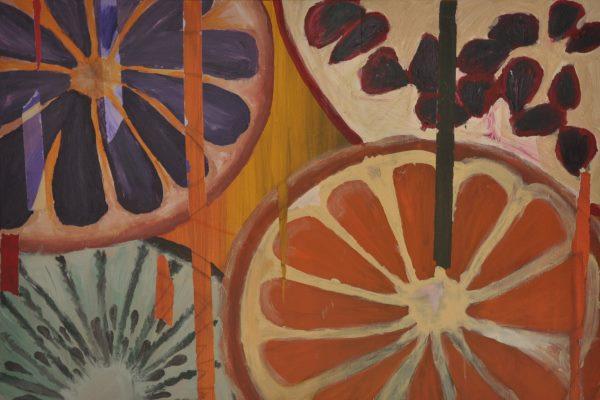 Kunst: Werke einer 8. Klasse – Vitamine im Detail - slide 4