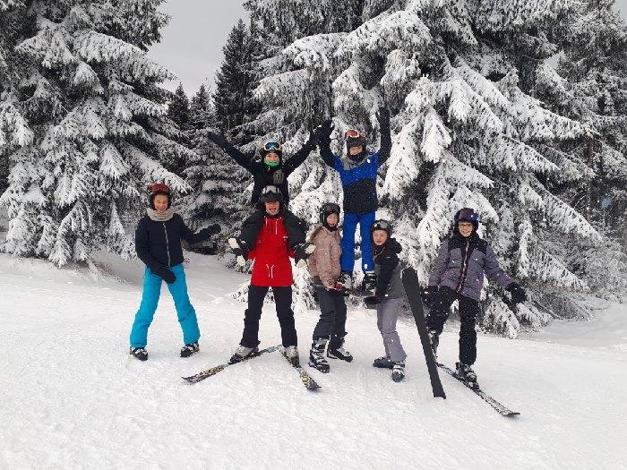 Die Skifahrer 2018 lassen grüßen - slide 3