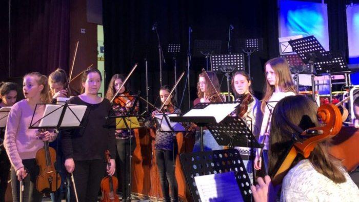 Rückblick: Musikabend am Wald-Gymnasium in Bildern (leider ohne Ton;)) - slide 8