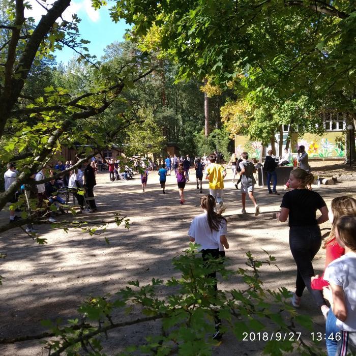 Lauf, Wald, Lauf! - slide 2