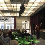 """Rückblick II: Vortrag """"Filmisches Erzählen"""" für die Oberstufe"""