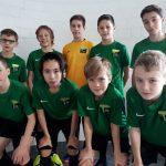 Wald-Gymnasium wird Futsal-Bezirks-Vizemeister 2018