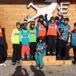 Nachrichten von den Skifahrern