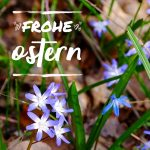 Frohe Oster[ferie]n