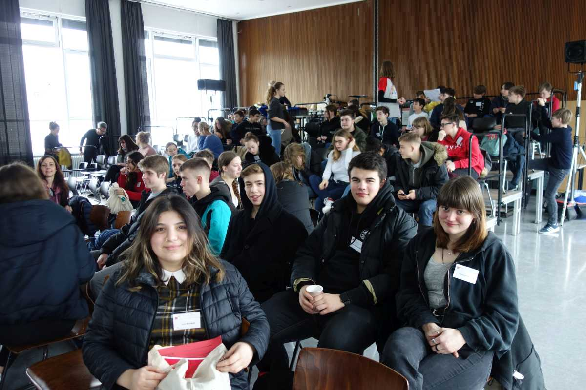 Rückblick: Regionalwettbewerb | Jugend debattiert 2020 - slide 3