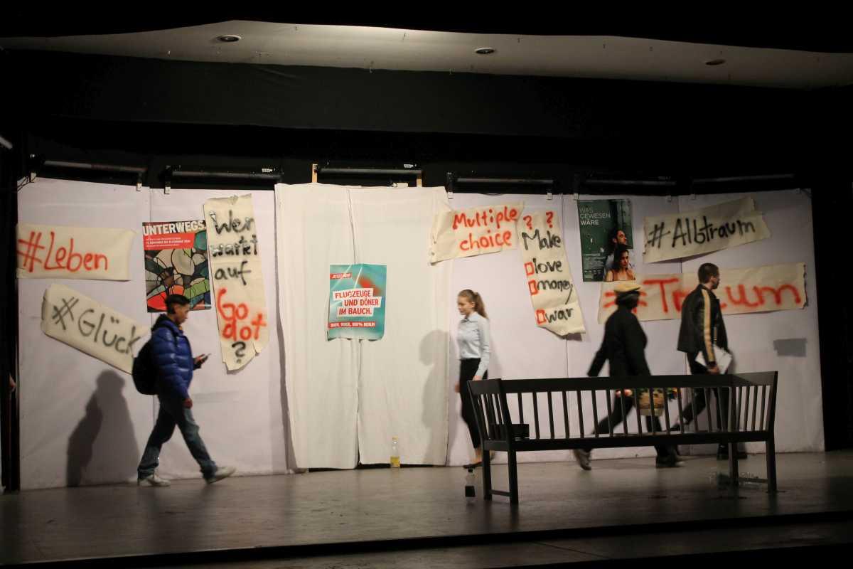 Galerie: DS-Aufführung vom 20. und 21. Februar. - slide 1